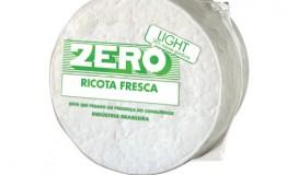 Ricota fresca Zero De origem italiana
