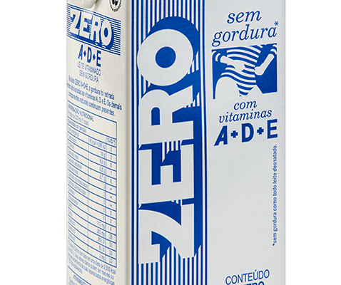 Leite Zero A+D+E