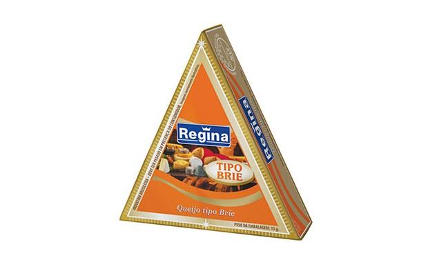 Brie Triângulo