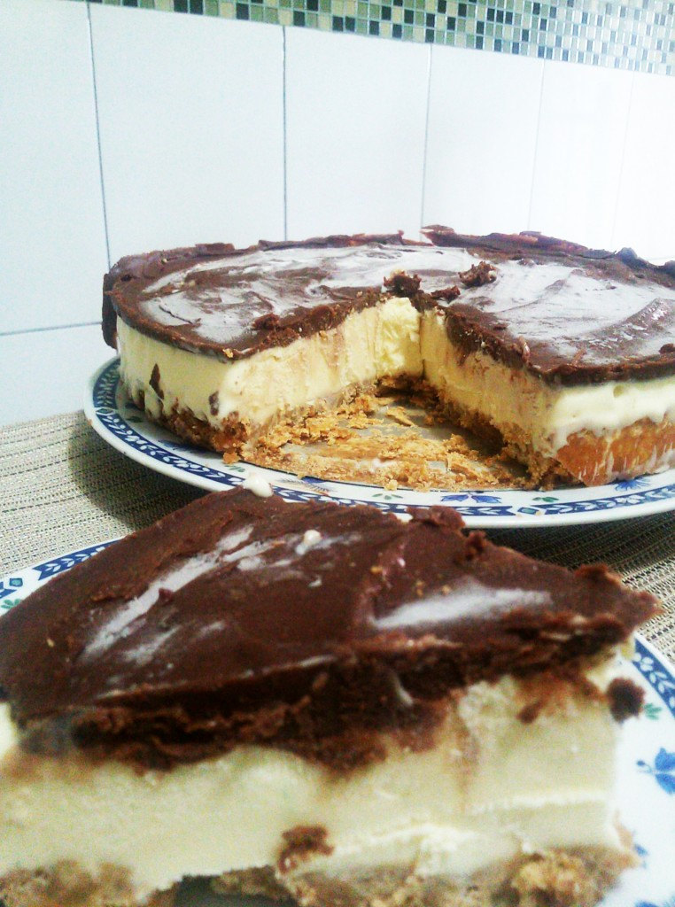 Cheesecake de Chocolate-10