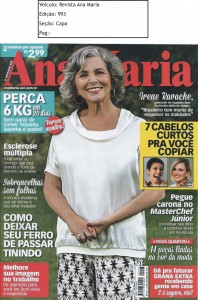 Revista Ana Maria Ed.993 Capa out 15