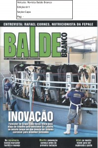 Revista Balde Branco Ed.611 Capa set 15