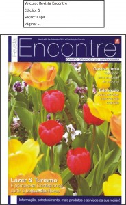 Revista Encontre Ed.5 Capa set 15
