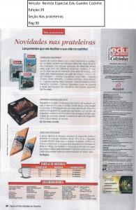 Revista Especial Edu Guedes na Cozinha Ed.39 Pag.50 set 15