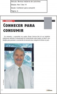 Revista Industria de Laticinios Ed.Nov. Dez 14 Pag.6