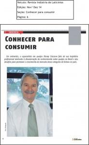 Revista Industria de Laticinios Ed.Nov. Dez 14 Pag.6