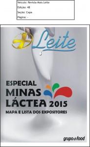 Revista Mais Leite Ed.48 Capa ago15
