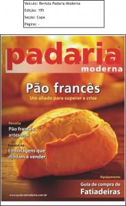 Revista Padaria Moderna Ed.195 Capa junho15