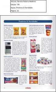 Revista Padaria Moderna Ed.195 Pag.32 junho15
