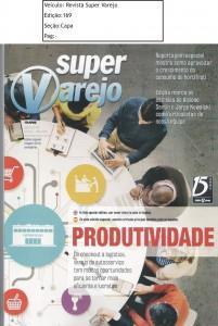 Revista Super Varejo Ed.169 Capa maio15