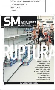 Revista Supermercado Moderno Ed.Outubro 2015 Capa out 15