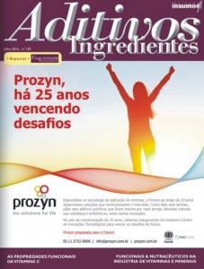 Revista Aditivos Ingredientes - Ed. 130 - Capa