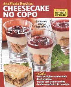 Revista AnaMaria Receitas - Ed. 1031 - Capa