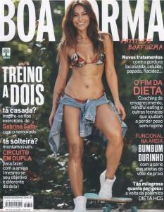 Revista Boa Forma Ed.356 Capa