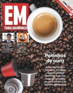 Revista Embalagem Marca Ed.199 Capa