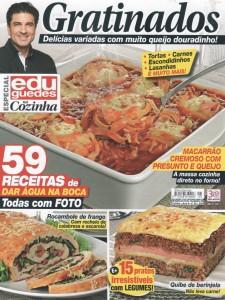 Revista Especial Edu Guedes na Cozinha - Ed. 45 - Capa