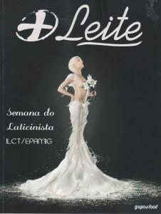 Revista + Leite - Ed. 56 - Capa