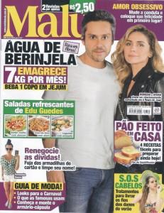 Revista Malu - Ed.709 - Capa