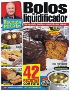 Revista Receita Minuto - Ed. 16 - Capa