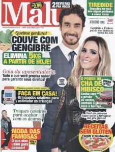 Revista Malu - Ed. 740 - Capa